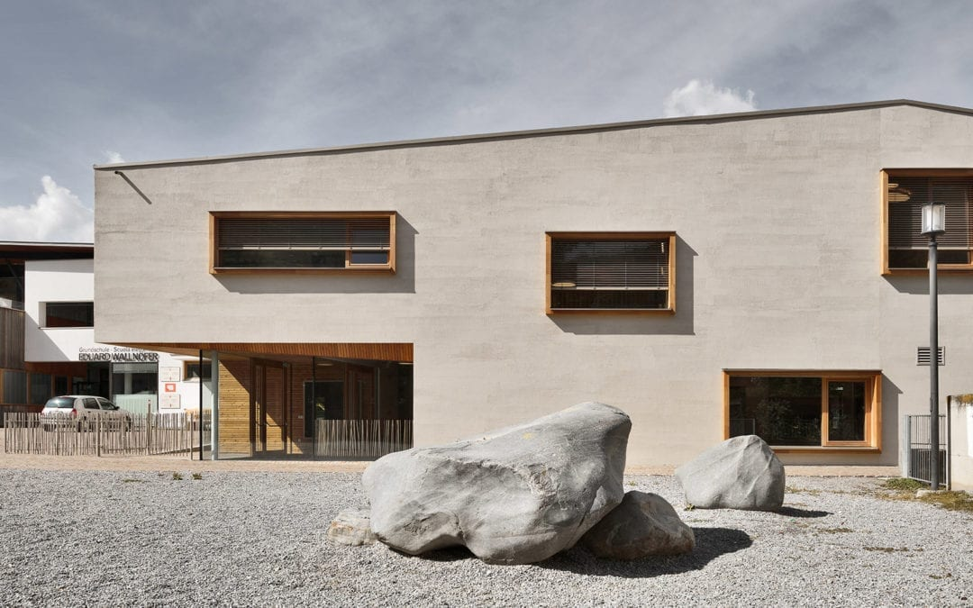 Vota la Scuola materna Sluderno finalista al Constructive Alps