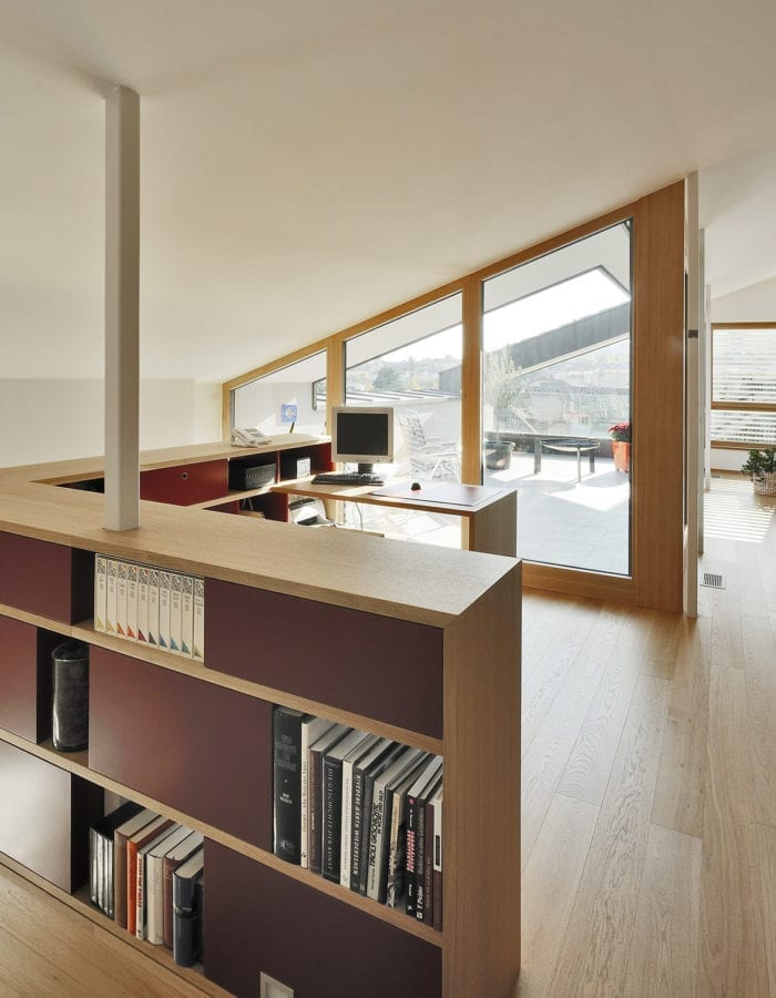 Conversion and extension House Lemayr